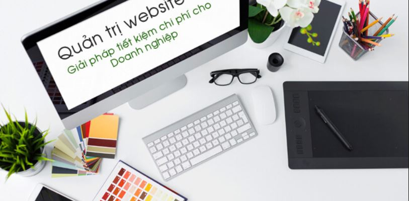 Quản trị website cho doanh nghiệp