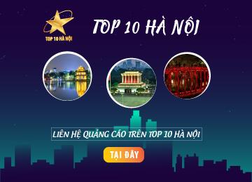 Quảng cáo trên top 10 Hà Nội