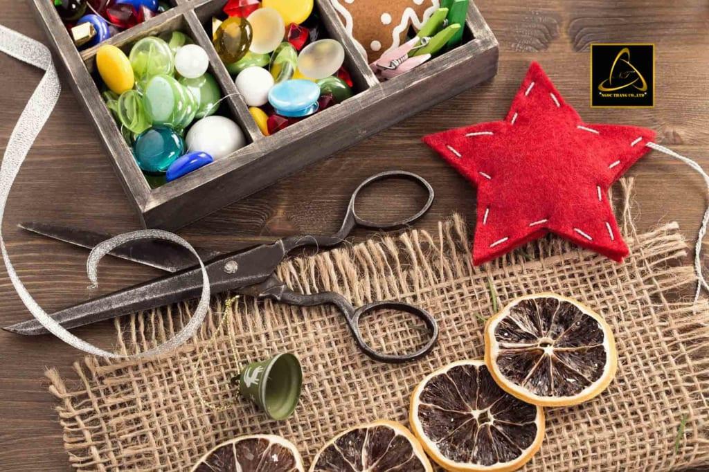 Nguồn nguyên liệu handmade và phụ kiện