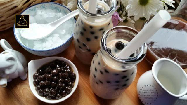 Hướng dẫn làm trà sữa trân châu