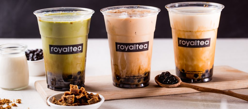 Kinh doanh nhượng quyền trà sữa Royal tea
