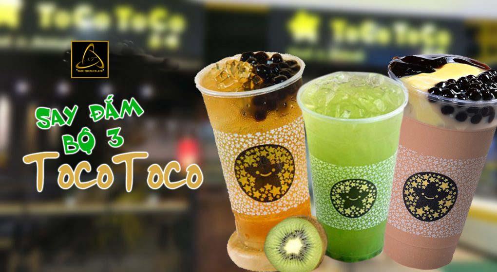 Kinh doanh nhượng quyền trà sữa tocotoco