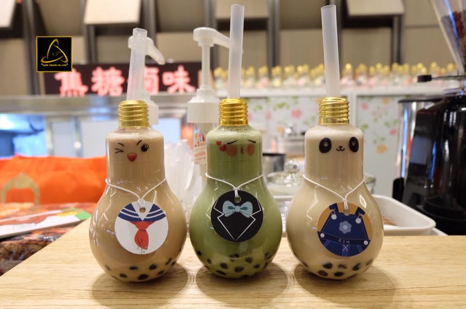 Mô hình kinh doanh trà sữa bóng đèn