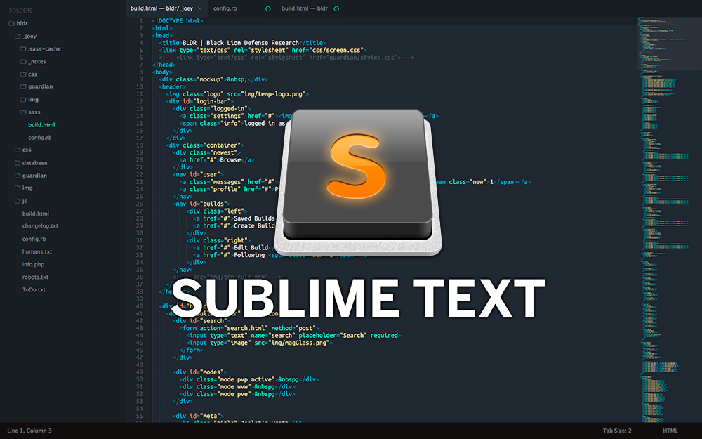 Cài đặt plugin sublime text