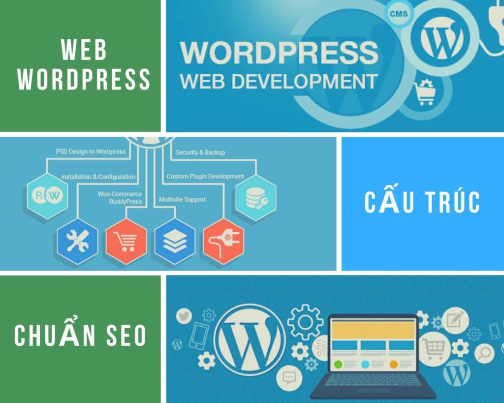 Thiết kế website wordpress chuẩn SEO