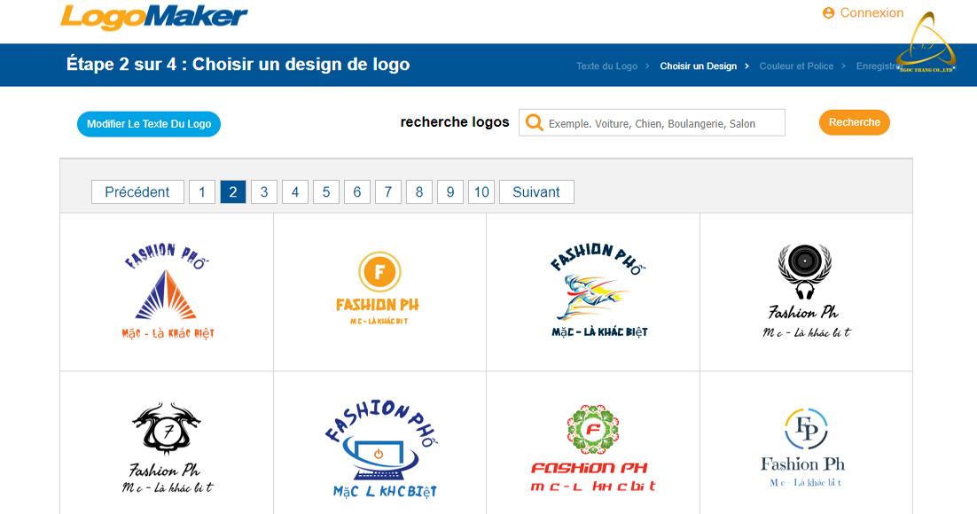 Thiết kế logo, baner online