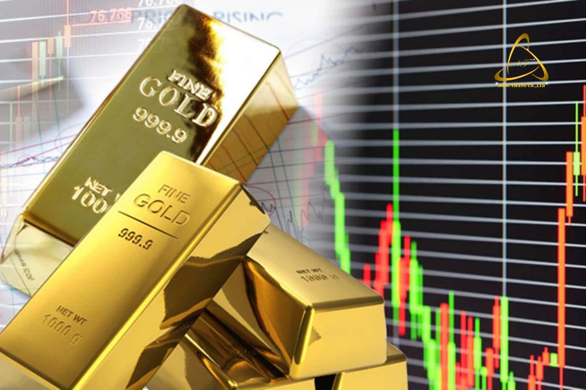 sản xuất và tiêu thụ vàng