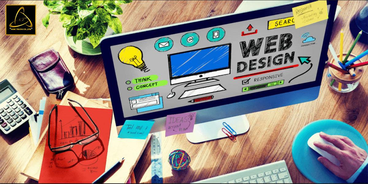 Các bước thiết kế website bán hoa quả sạch