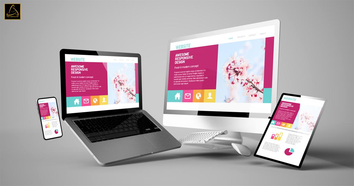 các bước thiết kế website