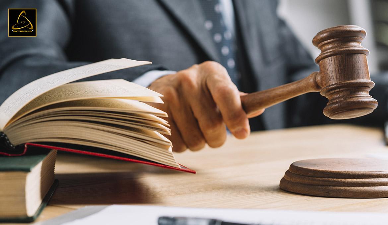 thiết kế website công ty tư vấn luật