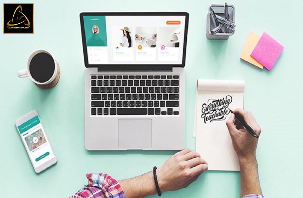 Thiết kế website công ty vật liệu xây dựng uy tín
