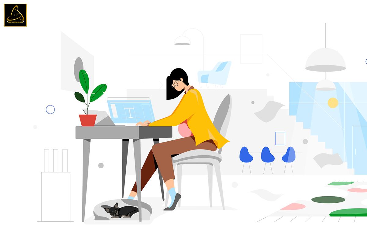 thiết kế website phụ kiện thời trang