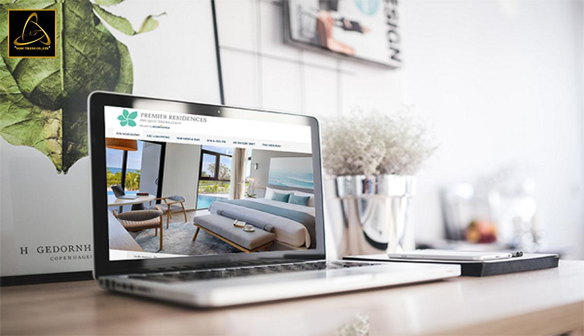 Yếu tố đảm bảo cho thiết kế website Resort