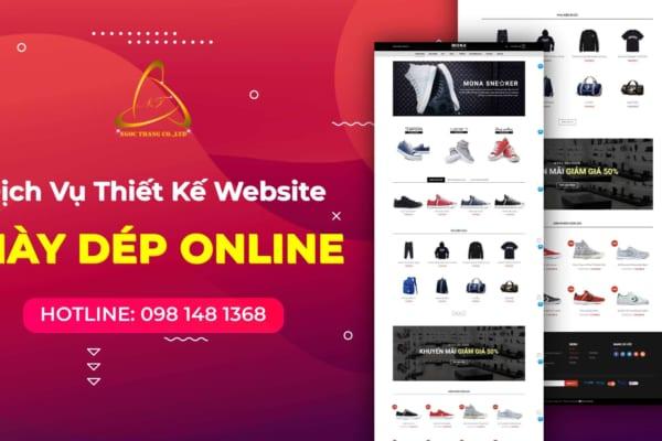 website lĩnh vực giày dép